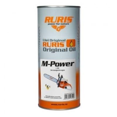 ВЕРИЖНО МАСЛО RURIS M-POWER 1 l Снимка 1