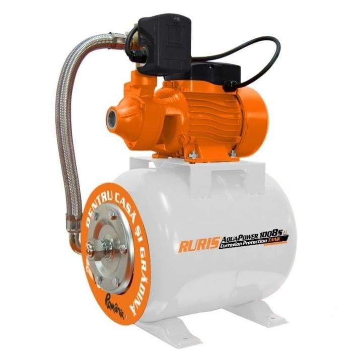 Хидрофор Ruris Aqua Power 1008S Снимка 1