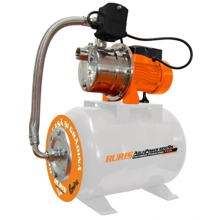 Хидрофор Ruris Aqua Power 6009S Снимка 1
